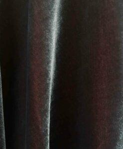 velluto di seta grigio luogo che cambia gamberetti