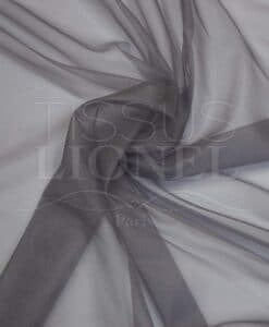 Kristall dunkelgrauen Schleier