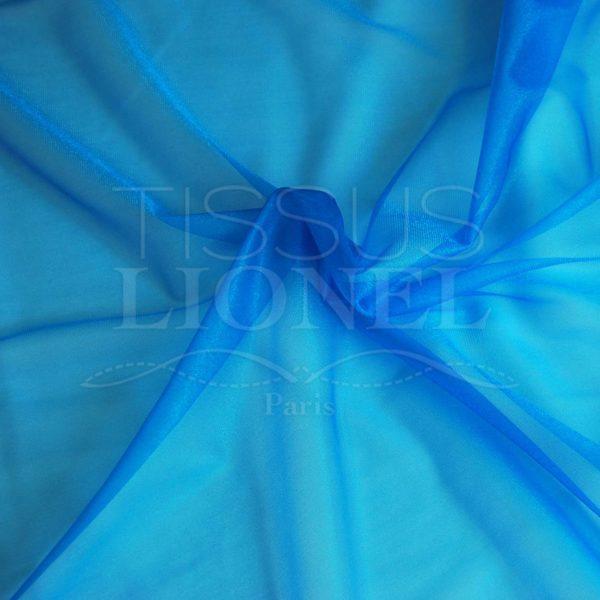voile cristal turquoise foncé