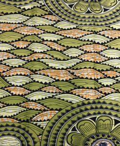 Wax- Tissus africain automne