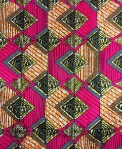Wax- Tissus africain Benin