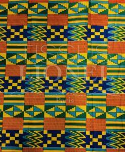 Wax- Tissus africain comorien