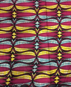 Wax- Tissus africain epis