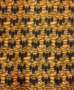 Cera- tejido de las hojas muertas de África