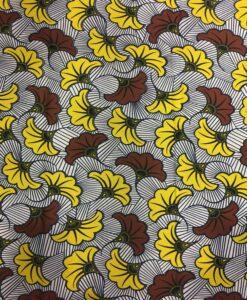 воск- Африканский ткань Свадебные цветы
