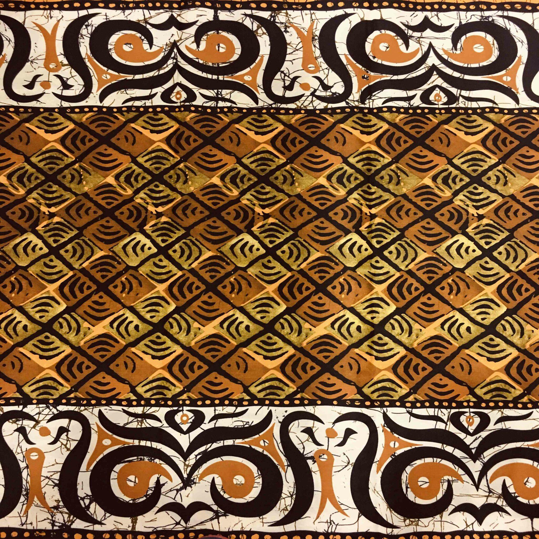 Wax Tissus Africain Grottes Vente Au Metre Tissus Lionel