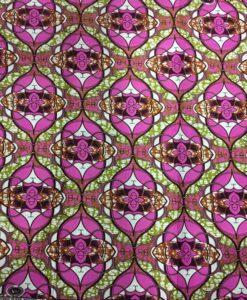 Cera- mariposa tejidos africanos
