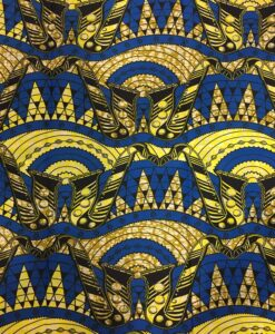 Cera- Tessuti sassofono africani